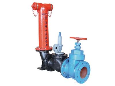 室外地上水泵接合器